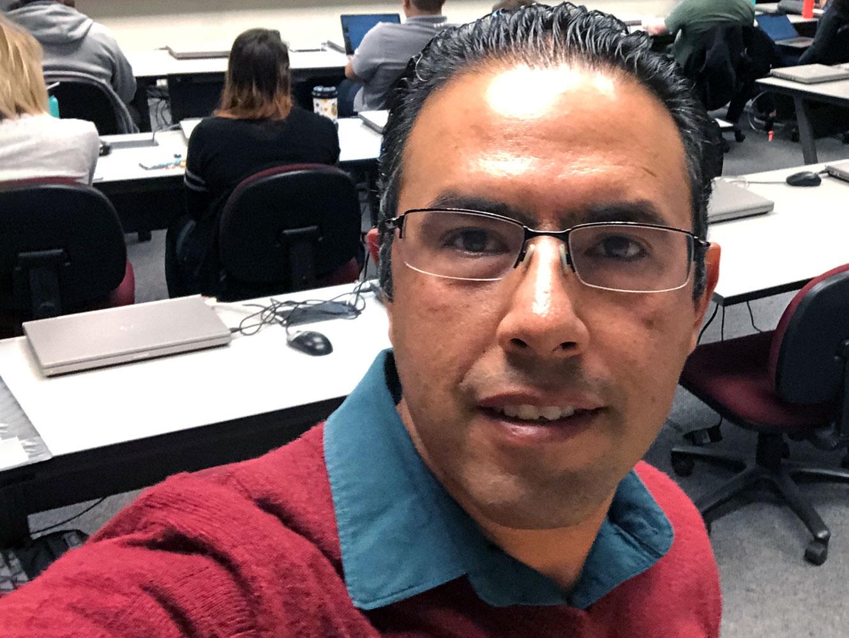 Dr. Oscar Perez